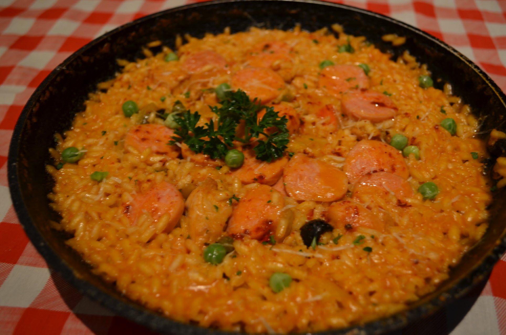 Chicken Paella (2pax)